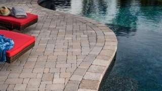 TRAVERTINE AND PORCELAIN PAVERS